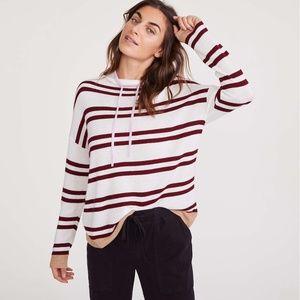 NWOT Lou & Grey Mockneck Sweater S